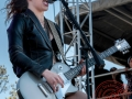 Halestorm at 98.9 the Rock 2013 Rockfest in Kansas City -16