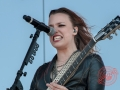 Halestorm at 98.9 the Rock 2013 Rockfest in Kansas City -19