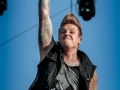 Papa Roach live at 2013 Rockfest Kansas City-15