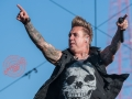 Papa Roach live at 2013 Rockfest Kansas City-26