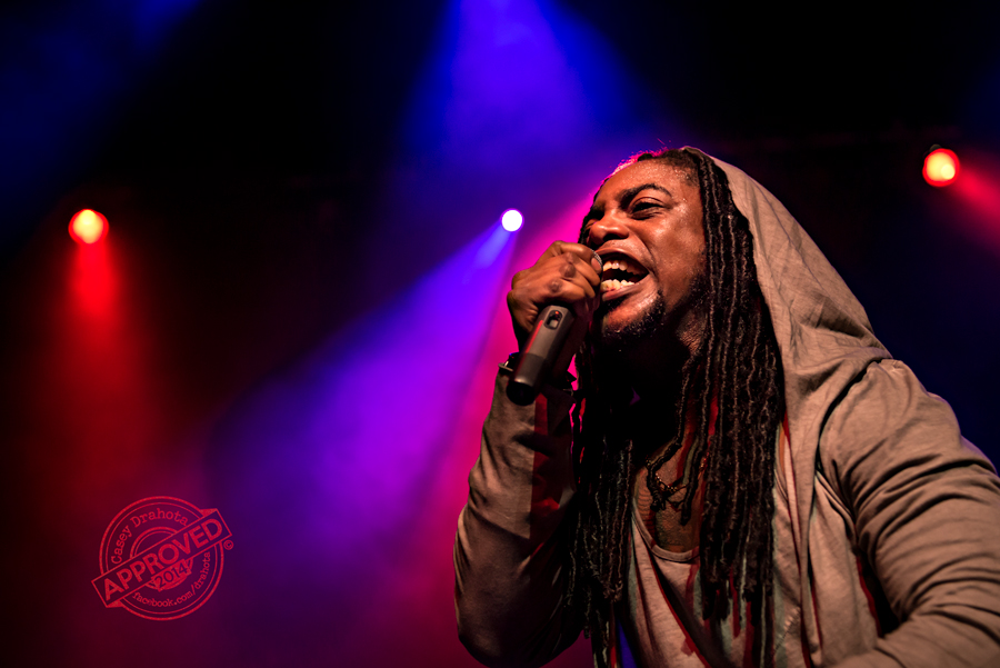 Sevendust 2014 at Midland Theater Kansas City_16