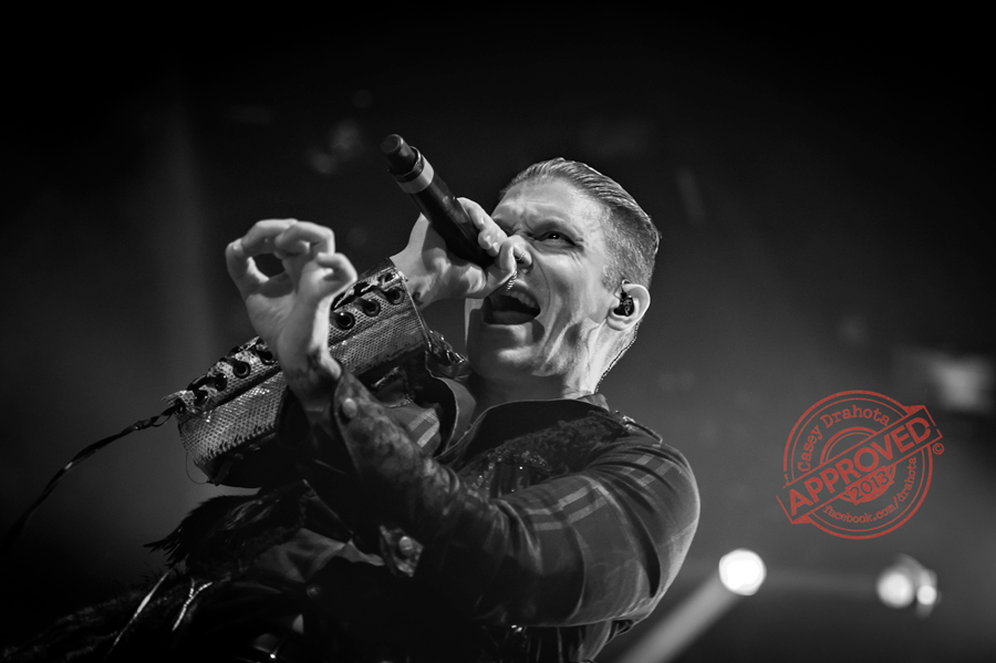 Shinedown, Carnival of Madness, Kansas City, Casey Drahota, Rock Star Photographer, Throttle Fest, Concert Photographer, Live Music Photography